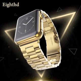 Yêu ThíchDây đeo phụ kiện bằng thép không gỉ bền bỉ cho Apple Watch iwatch Serie 5 4 3 2 1 38/42/40/44mm