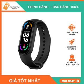 Vòng đeo tay thông minh Xiaomi Mi Band 6