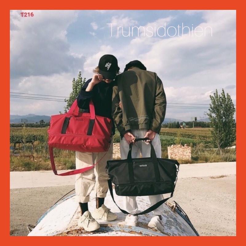 Túi xách du lịch tập gym thể thao Ditasi, túi du lịch, túi trống , túi đựng quần áo
