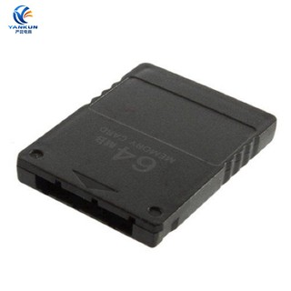 Thẻ Save 64MB chuyên dụng cho máy chơi game Sony PS2 PS4 PS CA thumbnail