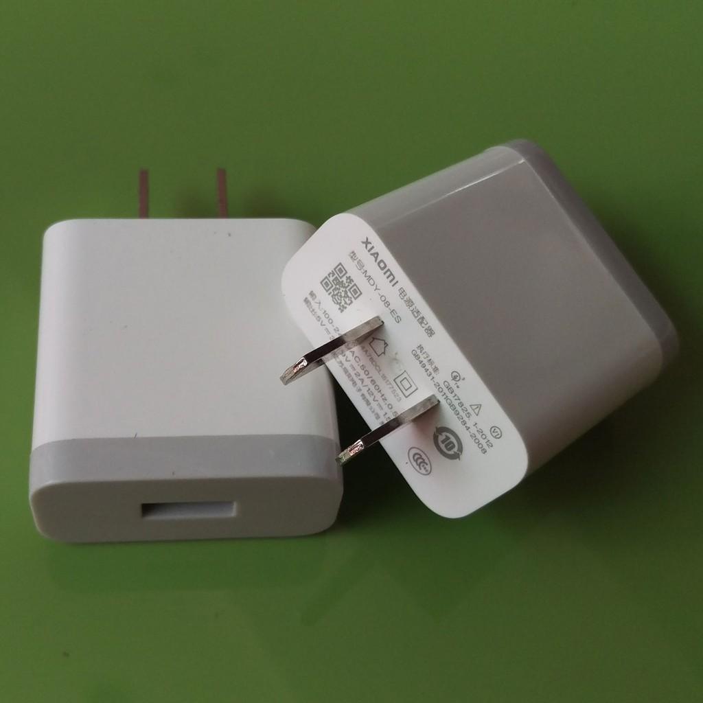 Củ sạc nhanh Xiaomi Quick Charge 3A