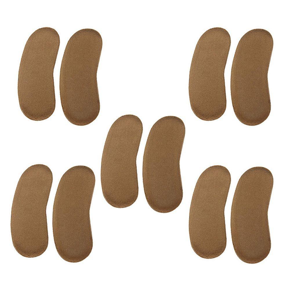 Set 5 cặp đệm lót giày bảo vệ gót chân