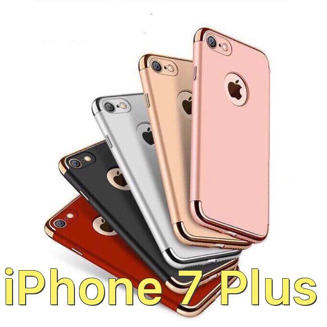 Ốp lưng viền phủ nano ráp 2 đầu cho iPhone 7 Plus / iPhone 8 Plus