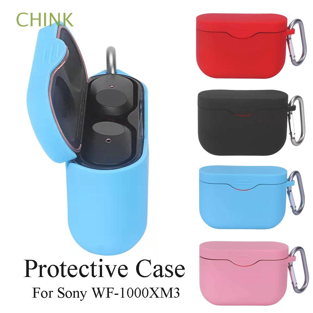 CHINK Sports Non-slip Earphones Accessories Anti-shock Washable Protective Cover