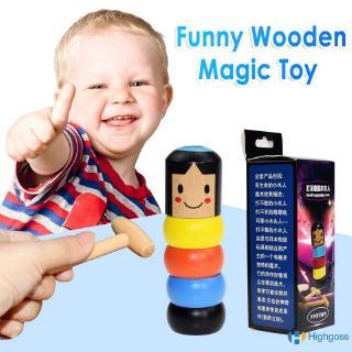 Bộ đồ chơi bằng gỗ ma thuật cho bé