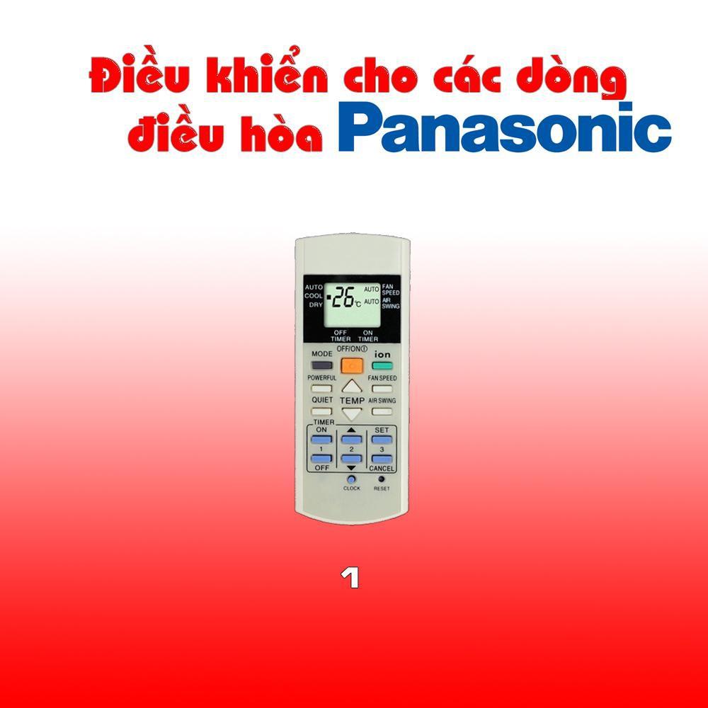 Điều khiển điều hoà PANASONIC - Remote máy lạnh Panasonic [CHỌN MẪU]