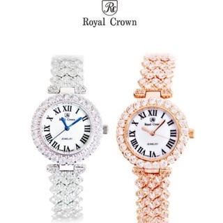 Đồng hồ nữ chính hãng Royal Crown Italy 6305 Jewelry thumbnail