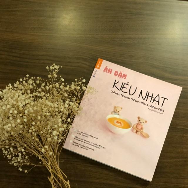 Sách Ăn Dặm Kiểu Nhật