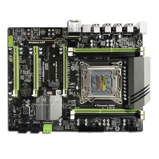 Mainboad X79 sk 2011 hỗ trợ đến CPU xeon E5 v2