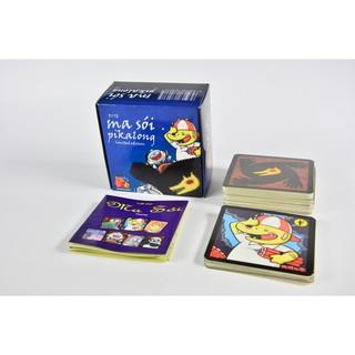 Combo Thẻ bài Ma sói Pikalong và Bài Tỷ Phú - BoardgameVN-3