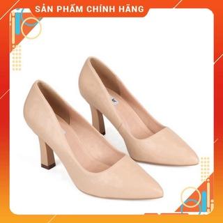 Giày cao gót 9p - giày công sở HT.NEO (11) kiểu dáng sang trọng và cá tính, cực nâng dáng cùng chiều cao CS165 thumbnail