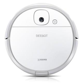 Robot hút bụi lau nhà ECOVACS DEBOOT DJ35 – Phụ nữ là để làm đẹp, việc dọn dẹp để Robot lo