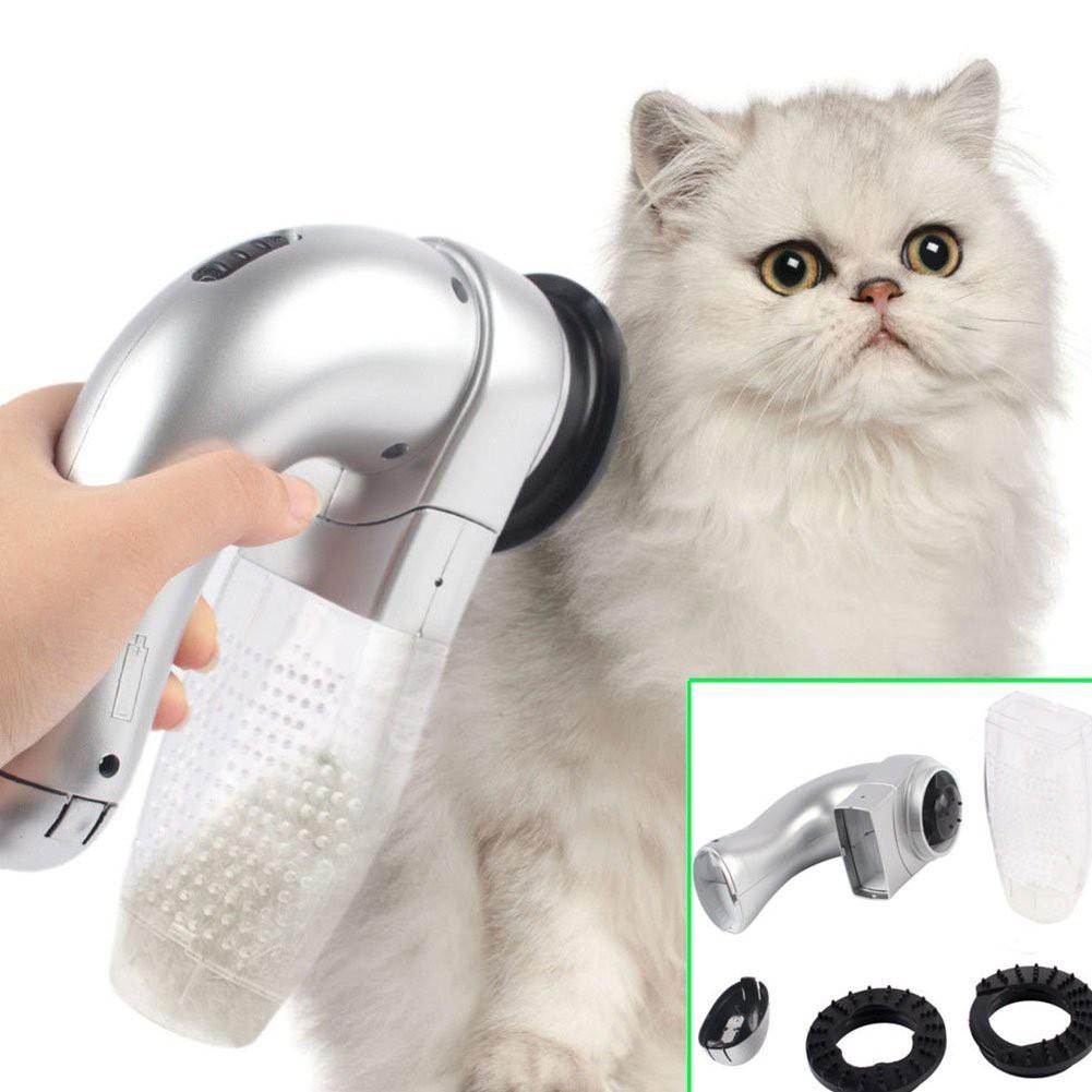 🐕🐕🐕Máy Hút Lông Tự Động Dọn Lông Rụng Cho Chó Mèo Shed Pal (Không kèm pin)🐈🐈🐈