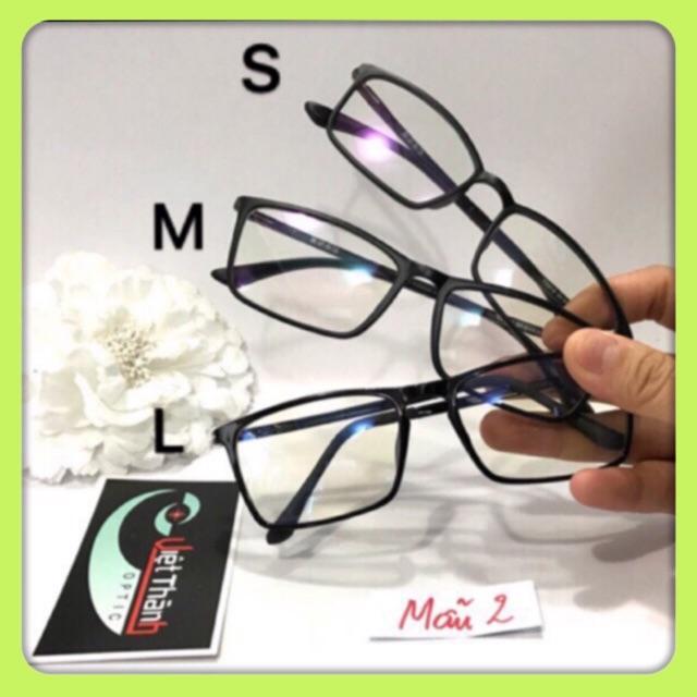 [Mã FARSSTGRE giảm 5K đơn bất kỳ] kính có độ 20 mẫu ( tặng hộp ) kính cận có độ