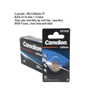 Pin CR1632 Camelion vỉ 1 viên