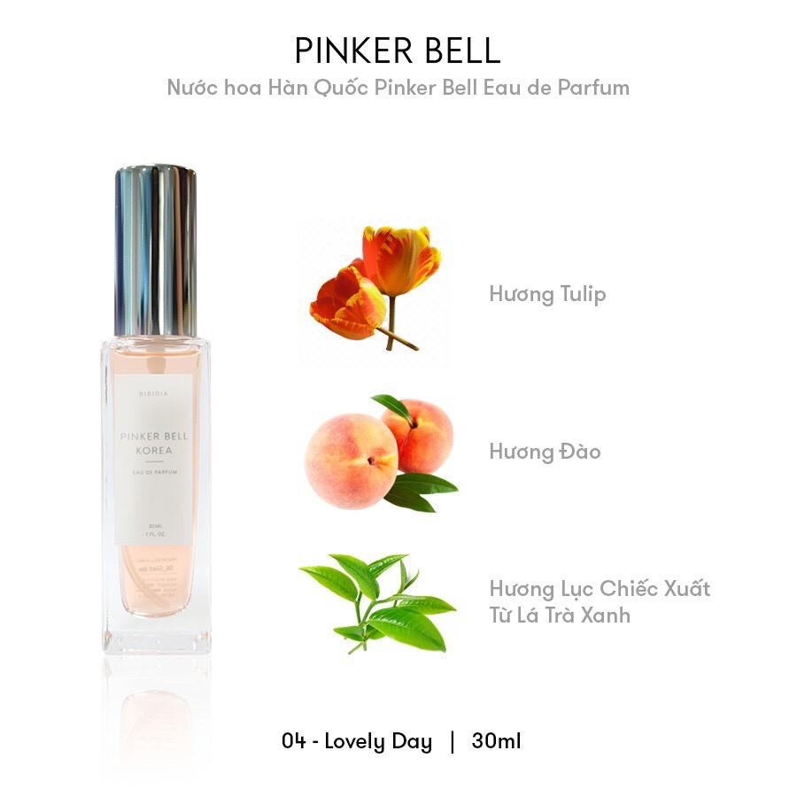 Nước hoa Pinker Bell Perfume Holic - Nước hoa bán chạy nhất Hàn Quốc