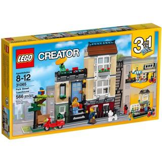 [Vỏ Hộp Xấu] LEGO Creator 31065 Nhà Phố (566 chi tiết) [Sealed, Chính Hãng]