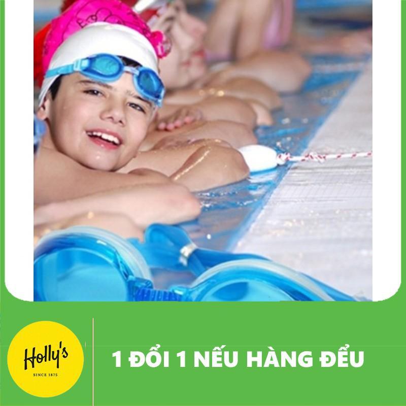 Kính bơi trẻ em tặng bịt tai chống nước vào tai cho bé từ 3 đên 10 tuổi