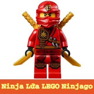 LEGO Ninjago Minifigures Kai – Nhân Vật LEGO Ninja Lửa