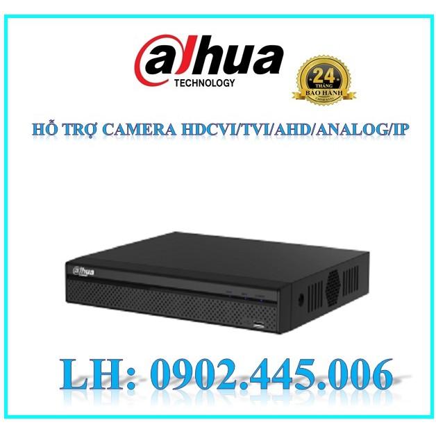 Đầu ghi hình 4 kênh, XVR5104HS-X1 hỗ trợ camera HDCVI/TVI/AHD/Analog/IP