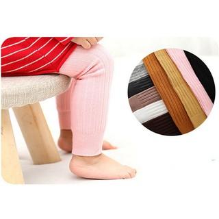Quần legging đan len thời trang cho bé gái