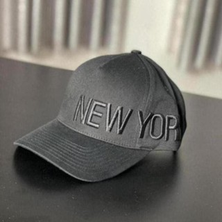 F sale [XẢ KHO] SALE KHỦNG 9/9 Nón lưỡi trai NewYork Đen [AK97] ; V : |