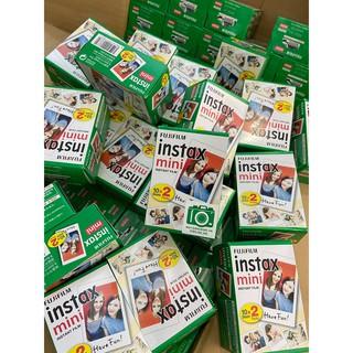 FILM INSTAX MINI (DATE T10/2021)- Viền Trắng – Giấy in cho máy ảnh lấy liền Instax Mini Fujifilm (Quốc Tế) – Chính hãng