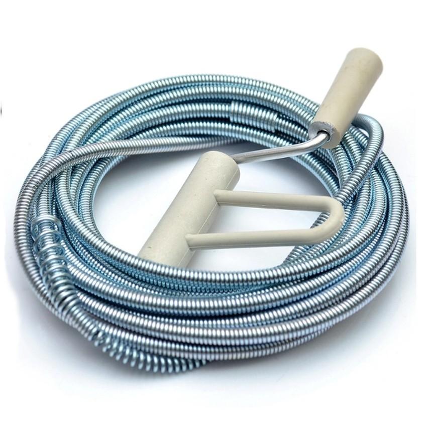 Dụng cụ thông tắc cống, đường ống đa năng 7m và 10m