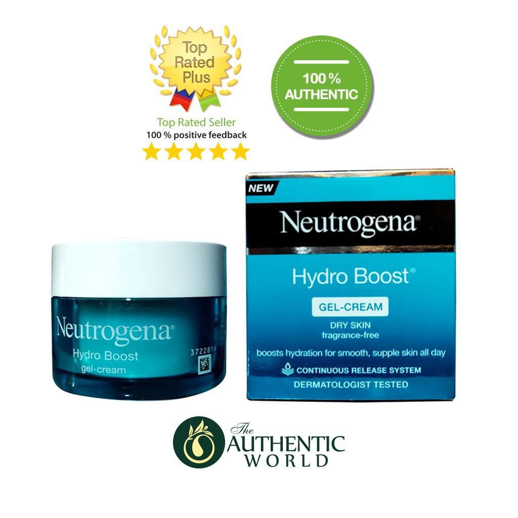 Neutrogena - Kem dưỡng da Aqua Gel, Gel Creme 50g