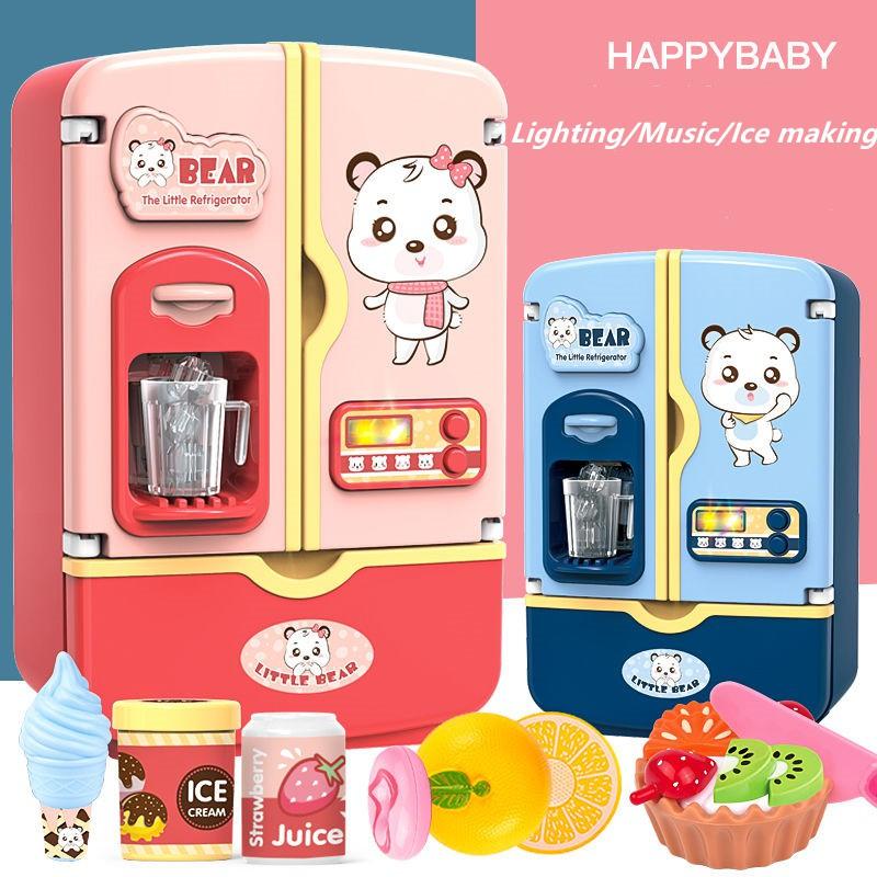 Bộ Đồ Chơi Tủ Lạnh 28 Món Cho Bé