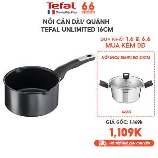 Nồi cán dài quánh Tefal Unlimited 16cm thumbnail