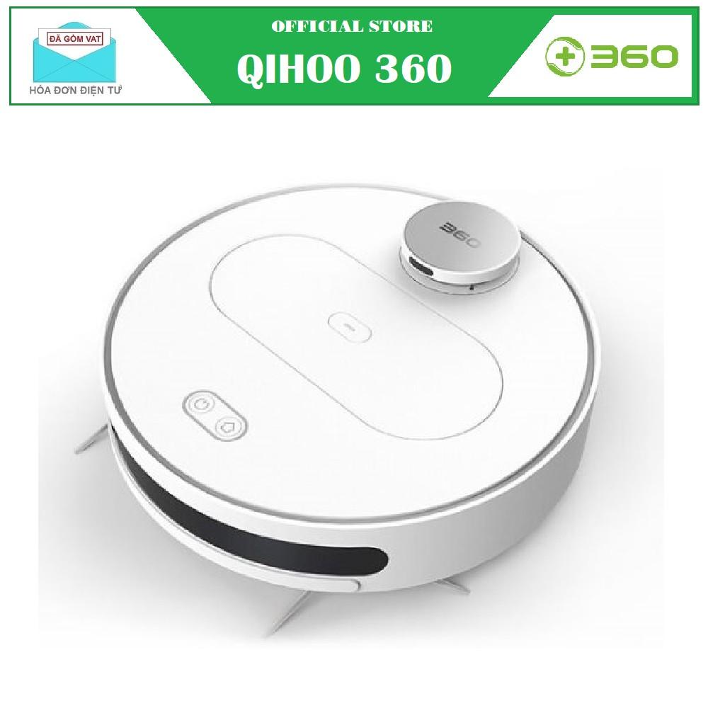 [ELHAF1TR5 giảm tối đa 1TR] Robot hút bụi / lau nhà Qihoo 360 S6 Thông minh - Hãng phân phối chính thức