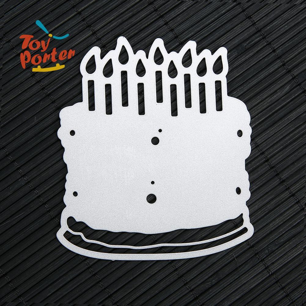 💞Cutting Die Alpinia Oxyphylla Knurling Big Cake Handmade Toy💞