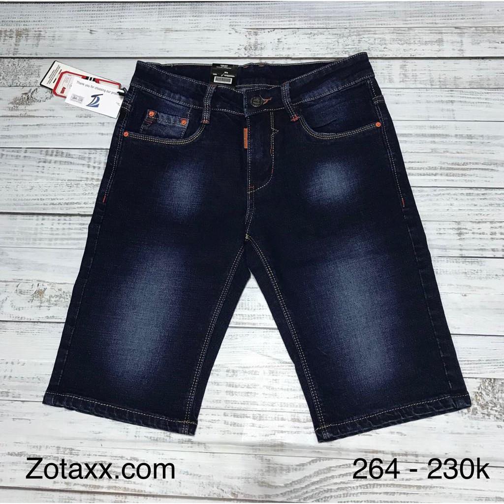 Quần jeans lửng nam ZOTAXX - 264