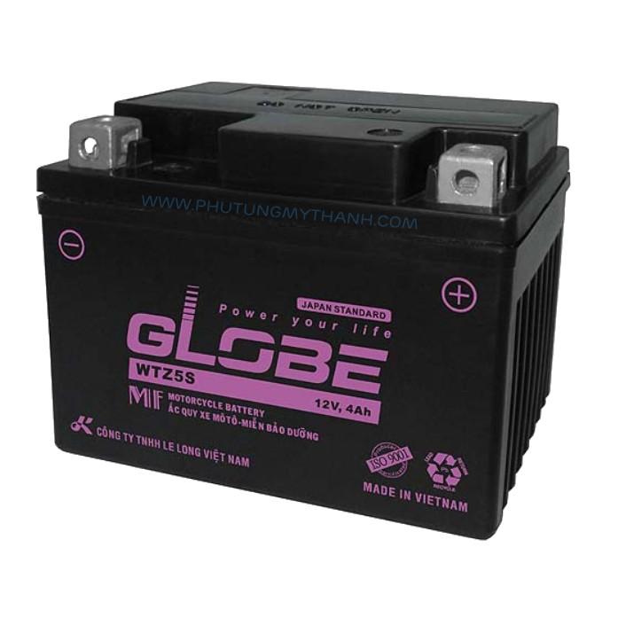 Bình ắc quy GLOBE WTZ5S ( 12v-4.2Ah ) - 3414173 , 716321987 , 322_716321987 , 255000 , Binh-ac-quy-GLOBE-WTZ5S-12v-4.2Ah--322_716321987 , shopee.vn , Bình ắc quy GLOBE WTZ5S ( 12v-4.2Ah )