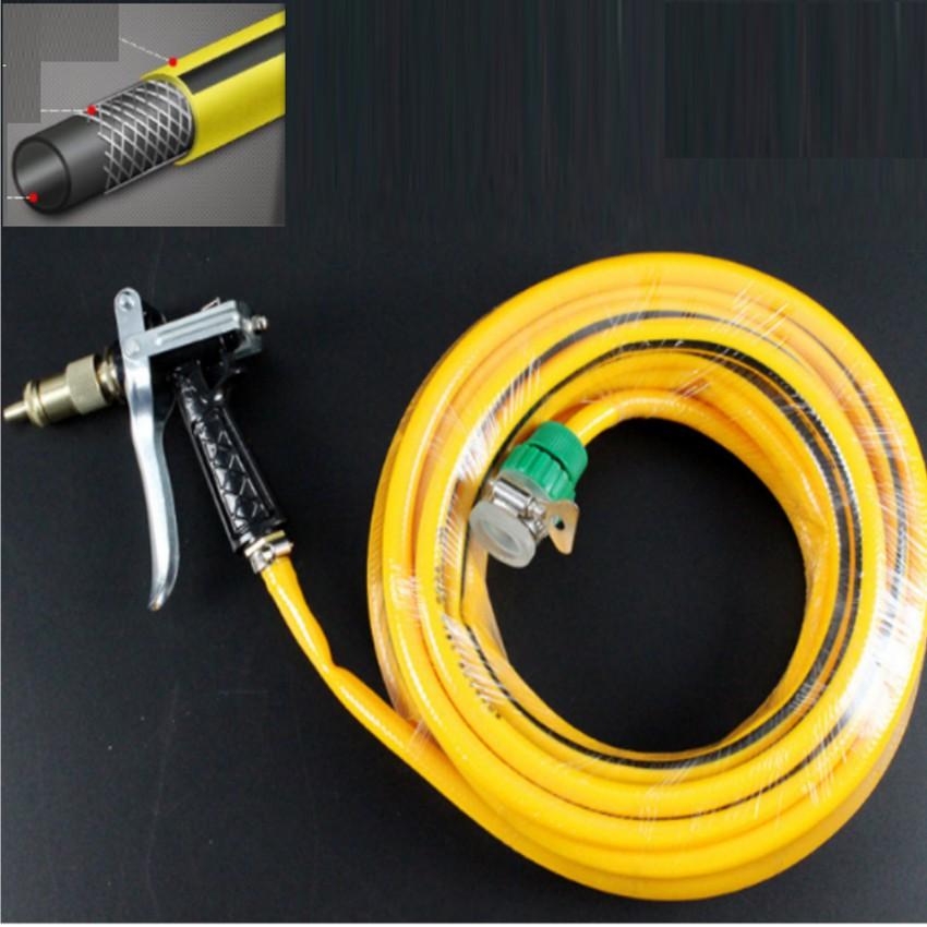 Bộ dây và vòi xịt tăng áp lực nươc 3 lần loại 15m TI 400