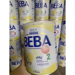 Sữa BeBa nestle nội địa Đức 800g, số 1, 2, 3 thumbnail