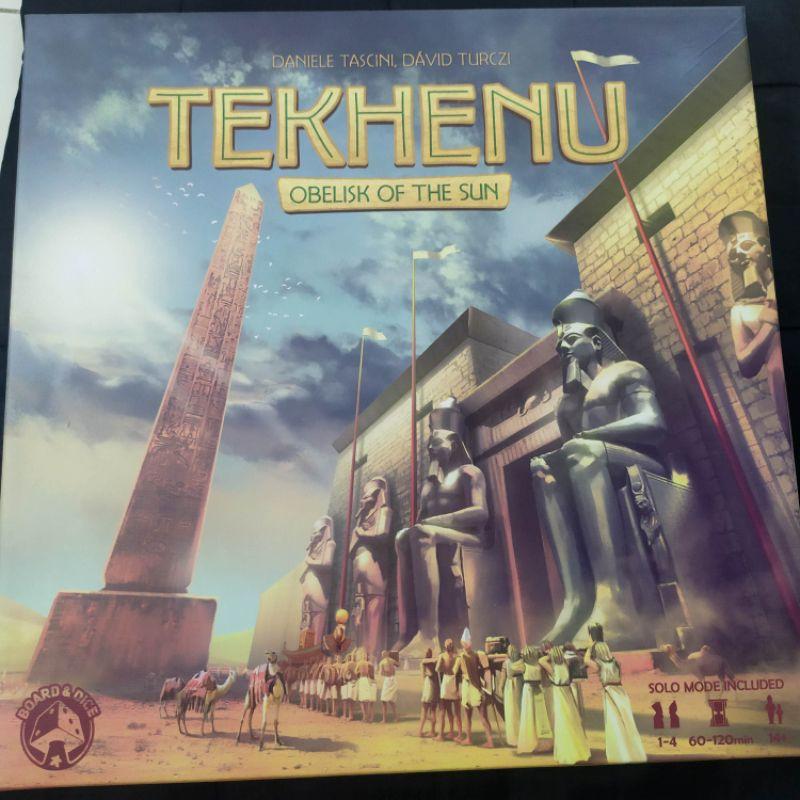 [VIETSUB] BOARD GAME Tekhenu OBELISK OF THE SUN