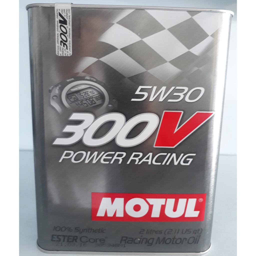 Dầu nhớt tổng hợp cao cấp xe tay ga Motul 300V Power Racing 5W-30 tem 3 lớp can 2L - 3236309 , 637317678 , 322_637317678 , 950000 , Dau-nhot-tong-hop-cao-cap-xe-tay-ga-Motul-300V-Power-Racing-5W-30-tem-3-lop-can-2L-322_637317678 , shopee.vn , Dầu nhớt tổng hợp cao cấp xe tay ga Motul 300V Power Racing 5W-30 tem 3 lớp can 2L
