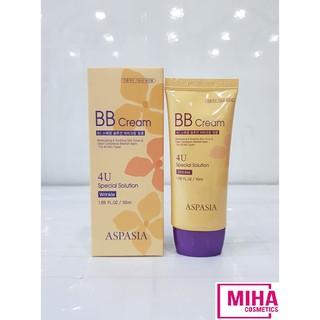 Kem Nền Aspasia BB Cream 50ml Hàn Quốc thumbnail