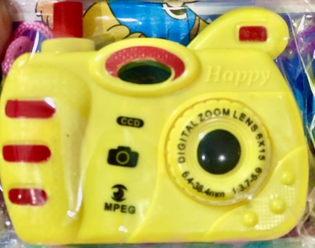Máy chụp hình đồ chơi siêu xinh cho bé