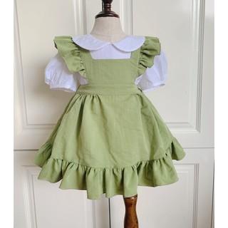 Váy đầm bé gái mùa hè💕𝑭𝑹𝑬𝑬𝑺𝑯𝑰𝑷💕 Váy hè cho bé gái set dời, váy xinh cho bé gái