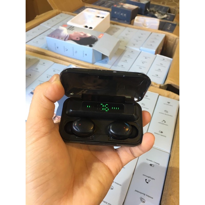 Tai nghe Amoi F9 Pro max mẫu mới
