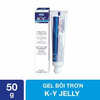 Gel Bôi Trơn Durex KY Jelly 50g Thái Lan- Cam Kết Chính Hãng 1