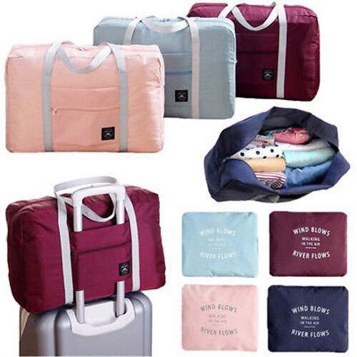 Túi du lịch gấp gọn WIND BLOWS dùng trên val