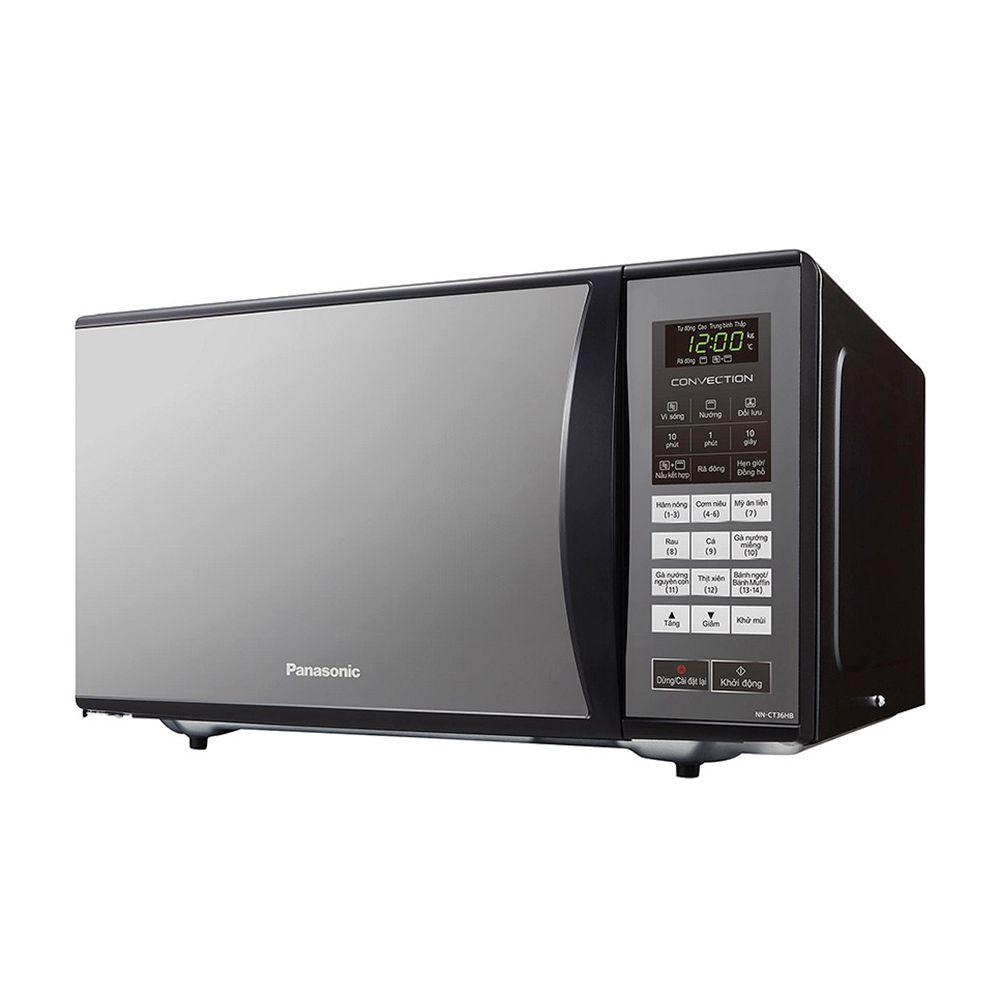 Lò vi sóng có nướng Panasonic NN-CT36HBYUE - Lò vi sóng