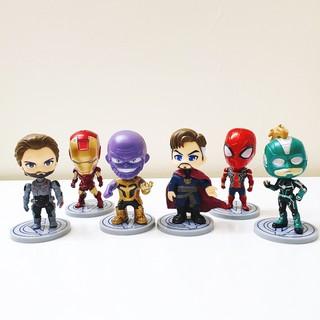 6 nhân vật avenger end game cao cấp (Phiên bản 2019)