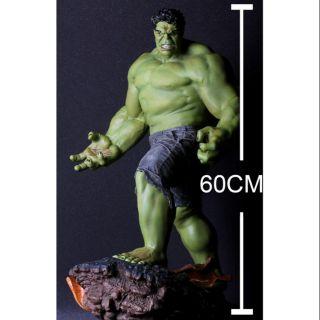 HULK mô hình khổng lồ Xanh 1/4 ( cao 60cm ) Marvel Avenger