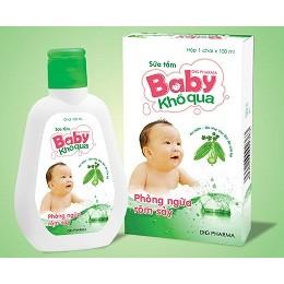 SỬA TẮM BABY KHỔ QUA 100ML