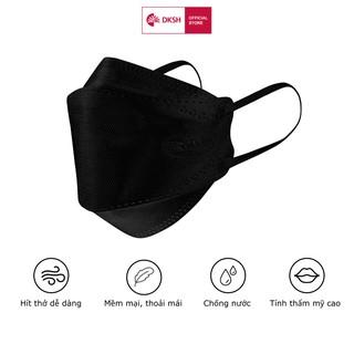 Khẩu Trang Y Tế 4D Ok Mask Theo Thiết Kế Kf94, Đạt Chuẩn Kháng Khuẩn, Công Nghệ Nhật Bản (6 Chiếc Túi) thumbnail